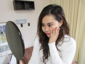顎関節の痛みに対して、お顔の美容にも対応
